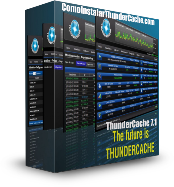 Thunder Cache 7.1