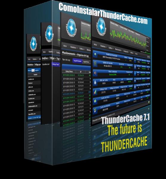 ThunderCache Curso
